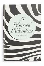 NEW Kate Spade I MARRIED ADVENTURE Bridal Journal Notebook - NWT
