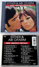 ESTHER & ABI OFARIM Ihre grossen Erfolge DIE ORIGINALE! . Philips CD TOP