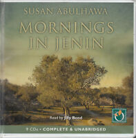 Morning In Jenin Susan Abulhawa 9CD Audio Book Unabridged Palestine FASTPOST