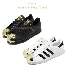 adidas Originals Superstar Metal Toe W Womens Lifestyle Shoes Black White Pick 1