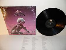 "ASIA ~ ""ASTRA"" LP 1985 The David Geffen Company"