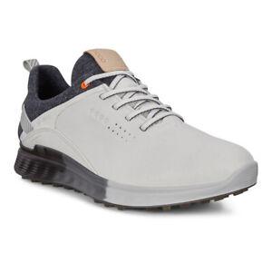 Ecco Golf S-Three Gore-Tex Mens Golf Shoes