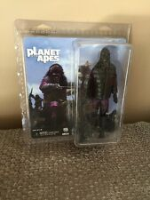 Planet of the Apes Classic Gorilla Soldier figure by Neca Reel Toys-Factory Seal