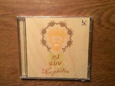 Dr J Presents 1luv  - Neophilia [CD Album] 2007  NEU OVP