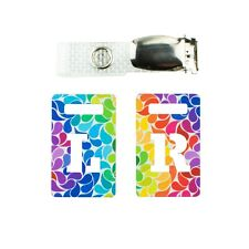 X-ray Markers with Carry-on Strap 6 PATTERNS Radiopaque L and R