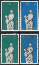 L'Irlanda in Eire Irlandese 1971 Madonna & Child by J Hughes SG 309-310 (Gomma integra, non linguellato) a218