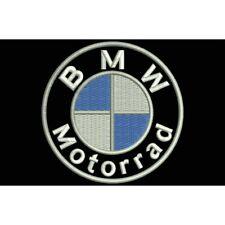 Iron Patch bestickt Patch zona ricamata parche bordado tipo BMW MOTORRAD (LOGO)