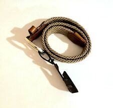 Nwt Belt Madison Kids Boys Accessories One Size Fits All Tan Beige Color Buckle
