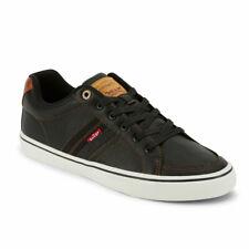 Levi's Mens Turner Nappa Casual Rubber Sole Fashion Sneaker Shoe