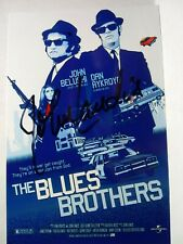 John Landis Hand Signed Autograph 4X6 Photo - THE BLUES BROTHERS  DIRECTOR