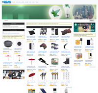 Amazon Affiliate Ready Made Website Solar Store