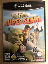 GAMECUBE SPIEL  SHREK SUPER SLAM
