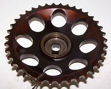 2002 02 SAAB 9-3 2.0 TURBO EXHAUST CAM CAMSHAFT TIMING CHAIN SPROCKET GEAR