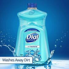 Big bottle Dial Antib@cterial Hand Soap Spring Water 52 oz 1.53 L REFILL