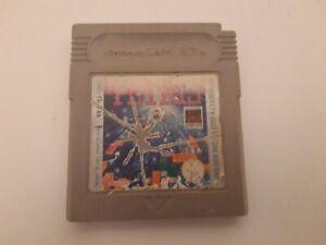 Nintendo Game Boy GB - Tetris - Abimé