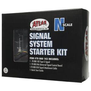 Atlas N Signal Starter Set 70000143