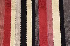 Harlequin curtain upholstery velvet fabric design Napa HHC8905F 1.5m claret