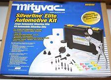 Mityvac MV8500 Silverline Elite Hand Vacuum And Pressure Pump Kit