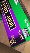 5 Rolls Fujifilm Pro 400H 120 Medium Format Film Fresh 2022