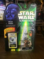 Hasbro Yoda Star Wars Power of the Force Flash Back Action Figure