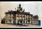 MEAUX (77) HOTEL DE VILLE , MAIRIE animée avant 1904