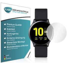 Slabo Displayschutzfolie für Samsung Galaxy Watch Active2 44mm (4er Set) KLAR