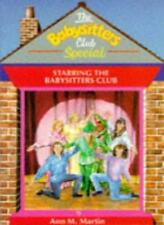 Starring the Babysitters (Babysitters Club Specials),Ann M. Martin