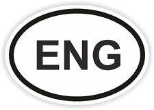 England ENG Aufkleber Autoaufkleber Motorrad Auto Nationalitätenkennzeichen