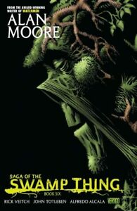 Saga of the Swamp Thing | Book Six | Alan Moore | New Free Ship | Conclusion!