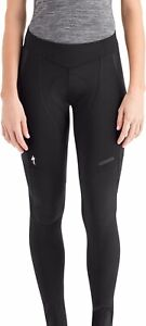 """Specialized Women's Therminal Cycling Black Tight biking Size S Inseam 24"""""""