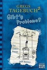 Gregs Tagebuch 02. Gibt's Probleme? von Jeff Kinney (Taschenbuch)