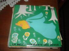 """""""LA BELLA DORMIENTE NEL BOSCO (Perrault) """" EVELINA SIRONI ETTORE CONTI  ITALY'63"""