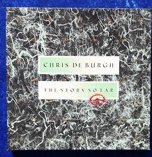 "CHRIS DE BURGH THE STORY SO FAR Box 7 LP + 12"" Bonus EP  A+M 396 902-1"