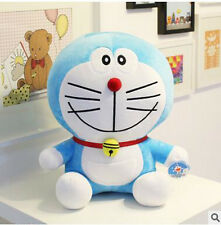 "10"" Cute Plush Toy Soft Smile Doraemon Doll Stuffed Animal Funny Gift"