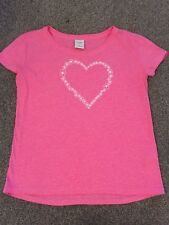 Girls Pink Abercrombie & Fitch T-Shirt - size XL