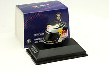 1 8 Minichamps red Bull Racing Arai Helmet GP Japan Vettel 2009
