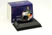 S. Vettel Red Bull GP Suzuka Formel 1 2009 Helm 1:8 Minichamps