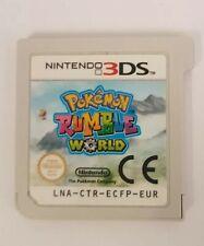 Pokemon Rumble World 3ds 3dsxl 2ds 2dsxl Giochi Usati Offerta solo cartuccia