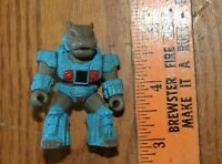 1987 Hasbro Takara Battle Beasts Action Figure Hippopotamus Hippo