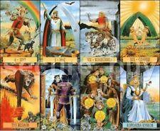 Arcus Arcanum Tarot Cards Deck Mirror Destiny Hansrudi Wäscher Vintage Russian