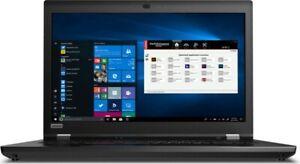 Lenovo ThinkPad P73 17 Zoll  i7 32GB RAM 512GB + 1TB SSD - Zustand sehr gut