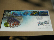 VANUATU  2006  GIANT GROUPER   FIRST DAY ISSUE  COVER