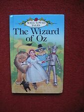 LADYBIRD - The Wizard of Oz by L. Frank Baum (Hardback, 1984)- IST EDITION