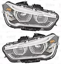 Led Headlight Front Lamp Set Fits Bmw X1 F48 Wagon 2014-