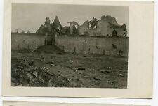 5 German soldiers WWI photos / photo postcards France / Belgium WW1 Feldpost