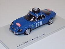 1/43 Bizarre Matra DJet 5S Car #179 1966 Monte Carlo Rally   BZ308