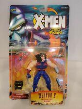 1995 Marvel XMEN Age Of Apocalypse WEAPON X Interchangeable Weaponry TOYBIZ New