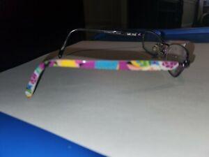 va va bloom Vera Bradley glasses and case