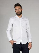 Antony Morato Mmsl00375-fa450001 Camicia Casual Uomo Bianco Medium (g2a)