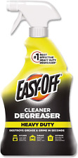 Easy Off 32oz Heavy Duty Degreaser Oven Stove Top Bbq Grill Cleaner Spray Bottle